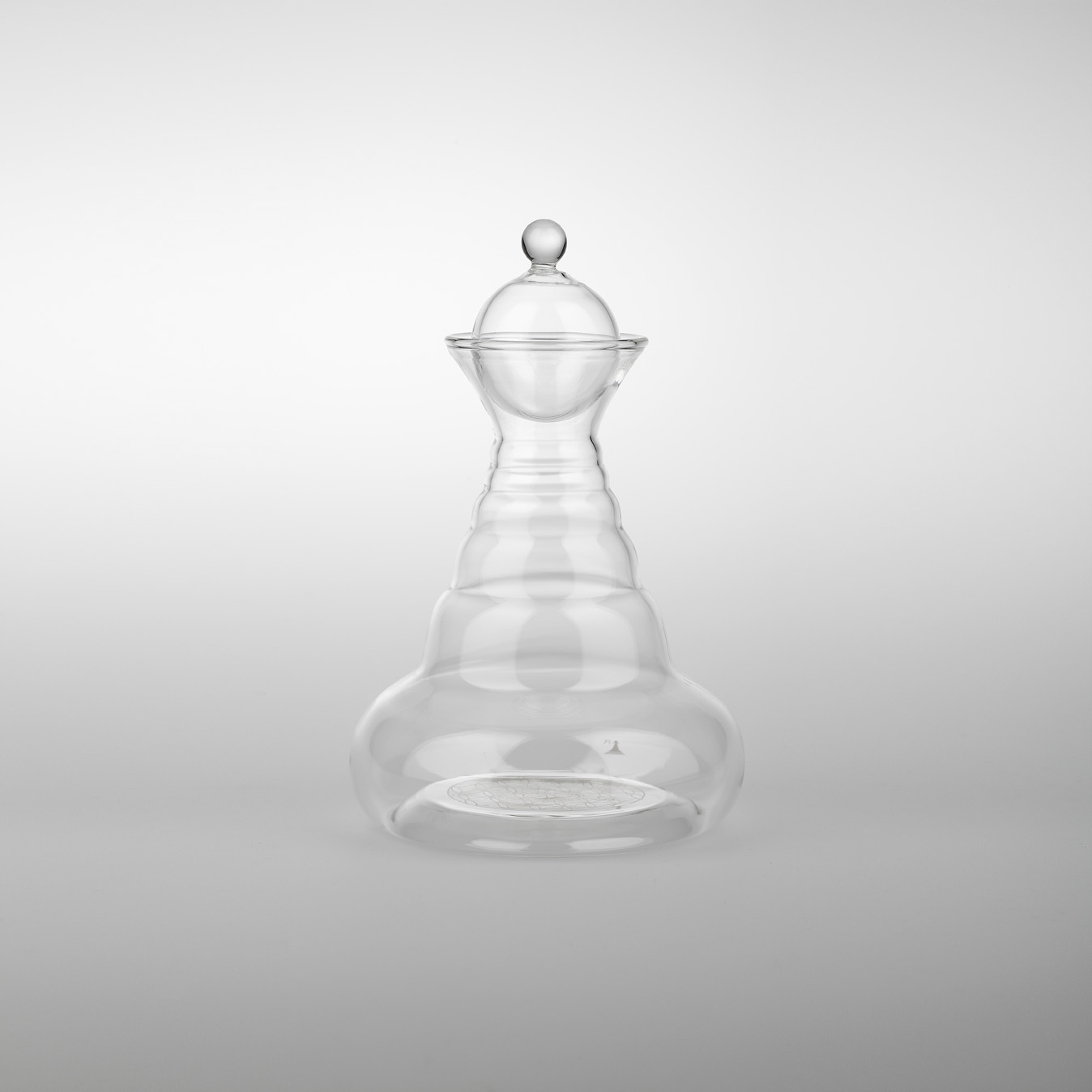Carafe Delicate blanc 7710